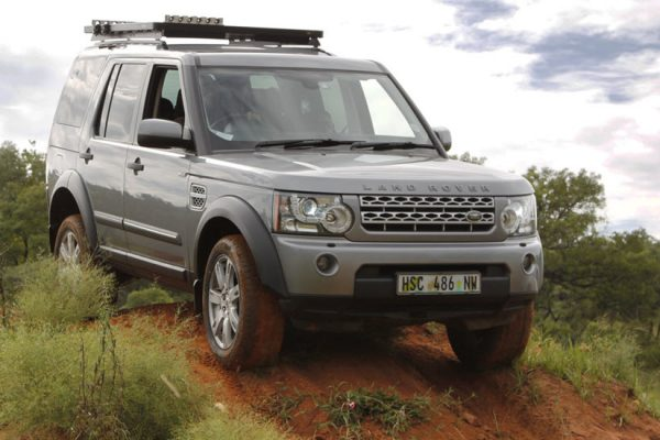What Does HSE Mean with Land Rover