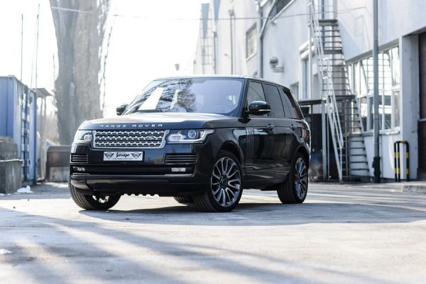 What is the Difference Between Land Rover and Range Rover?